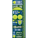 "Reminisce Signature Series Cardstock Combo Sticker 4.25""X12""-Tennis - Pens N More"