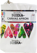 Dina Wakley Media Canvas Apron-