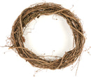"Darice Grapevine Wreath 16""-"