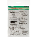 Penny Black Clear Stamps-Sprinkles & Smiles - Pens N More