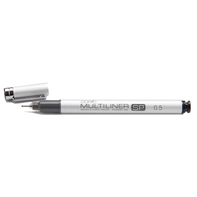 Copic Multiliner SP Black Ink Pen-.5mm