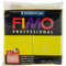 Fimo Professional Soft Polymer Clay 2oz-Lemon Yellow