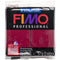 Fimo Professional Soft Polymer Clay 2oz-Bordeaux