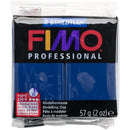 Fimo Professional Soft Polymer Clay 2oz-Navy Blue