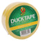 "Duck Tape 1.88""X20yd-Yellow Sunburst"