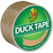 "Patterned Duck Tape 1.88""X10yd-Burlap - Pens N More"