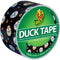"Patterned Duck Tape 1.88""X10yd-Sugar My Skull - Pens N More"