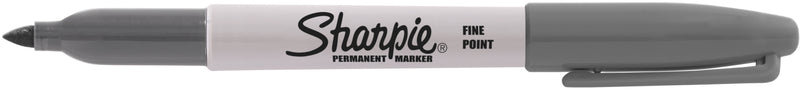 Sharpie Fine Point Permanent Marker Open Stock-Dark Matter Gray