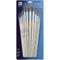 Brown Nylon Brush Set-12/Pkg