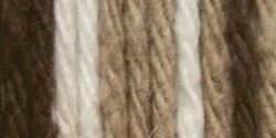 Lily Sugar'n Cream Yarn - Ombres Super Size-Chocolate Ombre - Pens N More