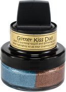 Cosmic Shimmer Glitter Kiss Duo-Summer Beach - Pens N More