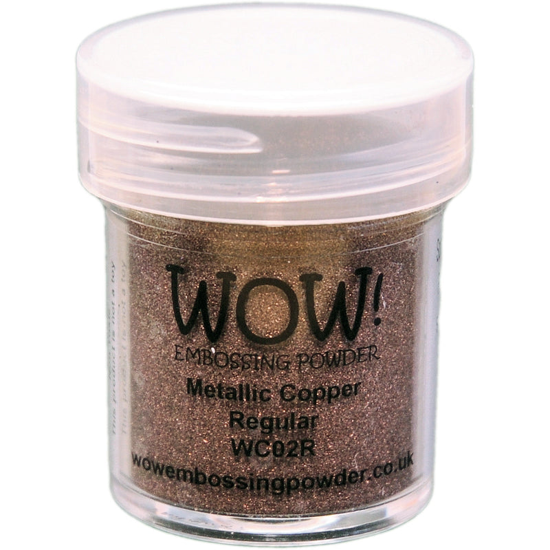 WOW! Embossing Powder 15ml-Copper - Pens N More