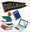 Jolee's Boutique Dimensional Stickers-College