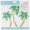 Jolee's Bling Stickers-Palm Trees
