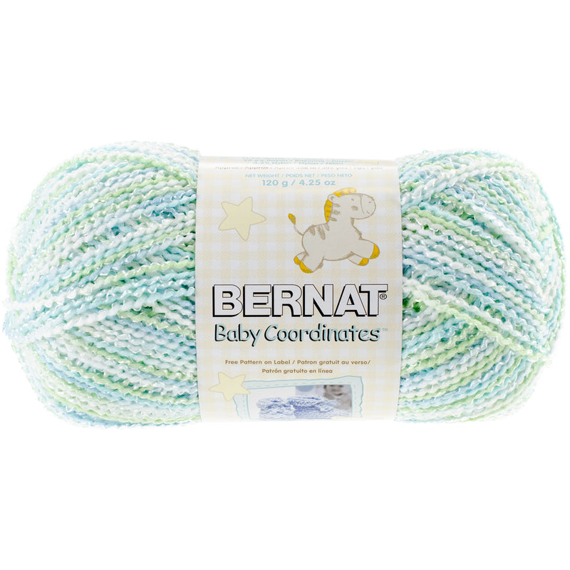Bernat Baby Coordinates Yarn - Ombres-Funny Prints - Pens N More