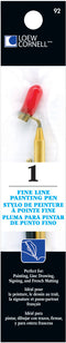 Fine Line Painting Pen - Empty-