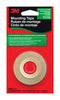 3M  Clear  Shrink Film Mounting Tape  1/2 in. W x 500 in. L