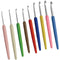Knitter's Pride-Waves Aluminum Crochet Hook-7/4.5mm - Pens N More