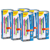 Paper Mate Mongol Mechanical Pencils, 0.5mm, Assorted Colors, 72-Count