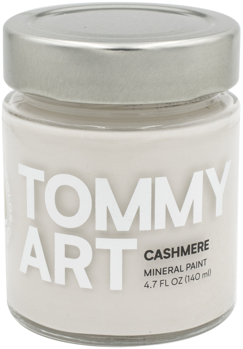 Tommy Art Chalk-Based Mineral Paint 140ml-Cashmere