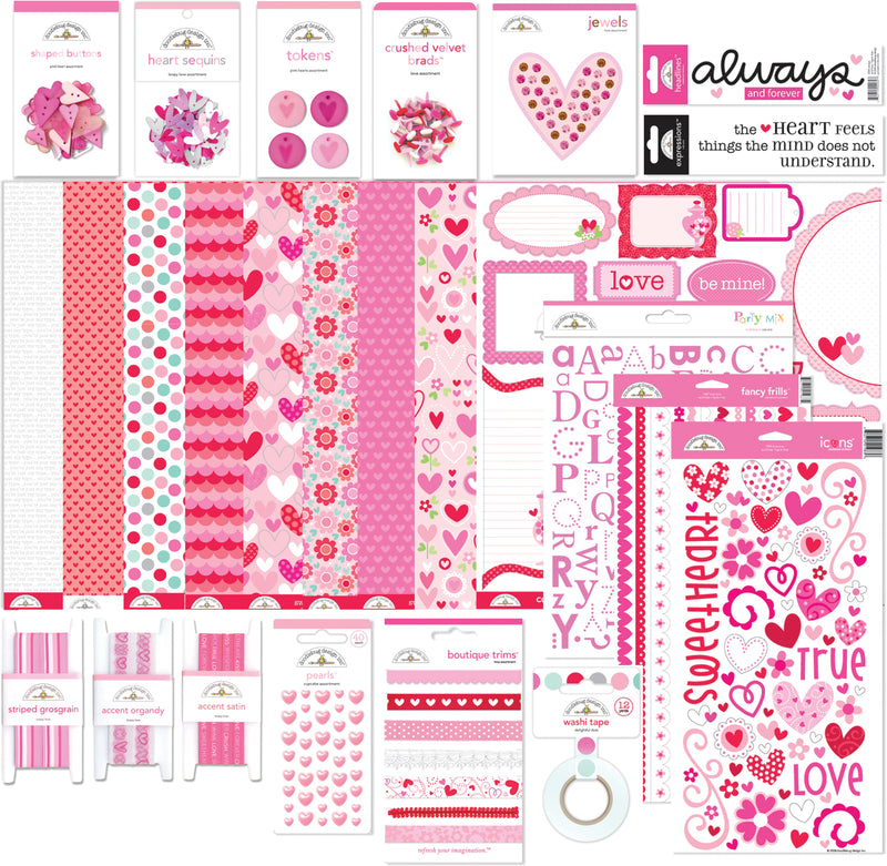 Doodlebug Value Bundle-Love