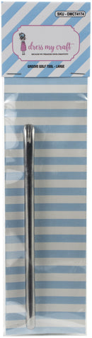 Dress My Craft Groove Golf Tool Large-6mm - Pens N More