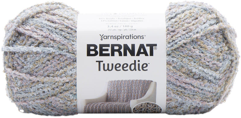 Bernat Tweedie Yarn-Sea Salts - Pens N More