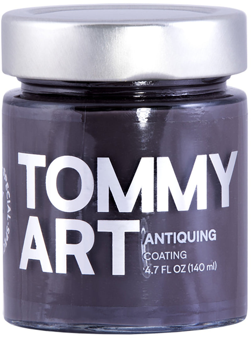 Tommy Art Neutral Coating Acrylic Liquid 140ml-Antiquing