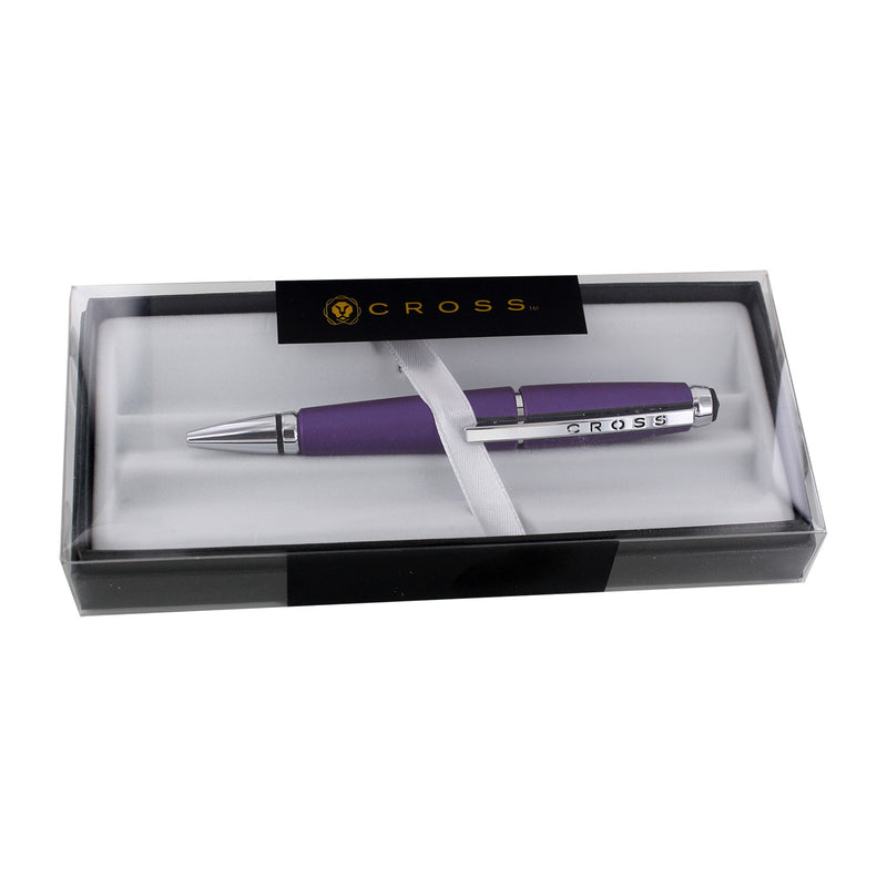 Cross Edge Capless Gel Ink Pen, Purple (AT0555-9)