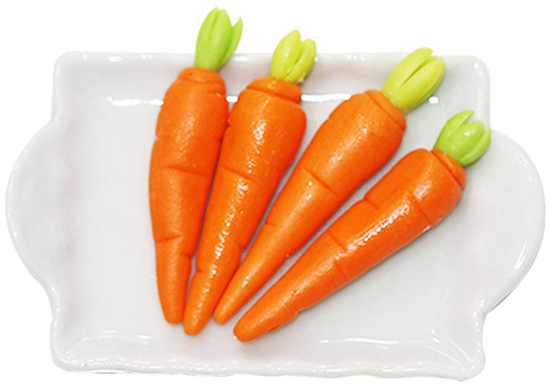 Dress My Craft Miniature 4/Pkg-Carrot - Pens N More