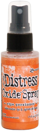 Tim Holtz Distress Oxide Spray 1.9fl oz-Ripe Persimmon - Pens N More