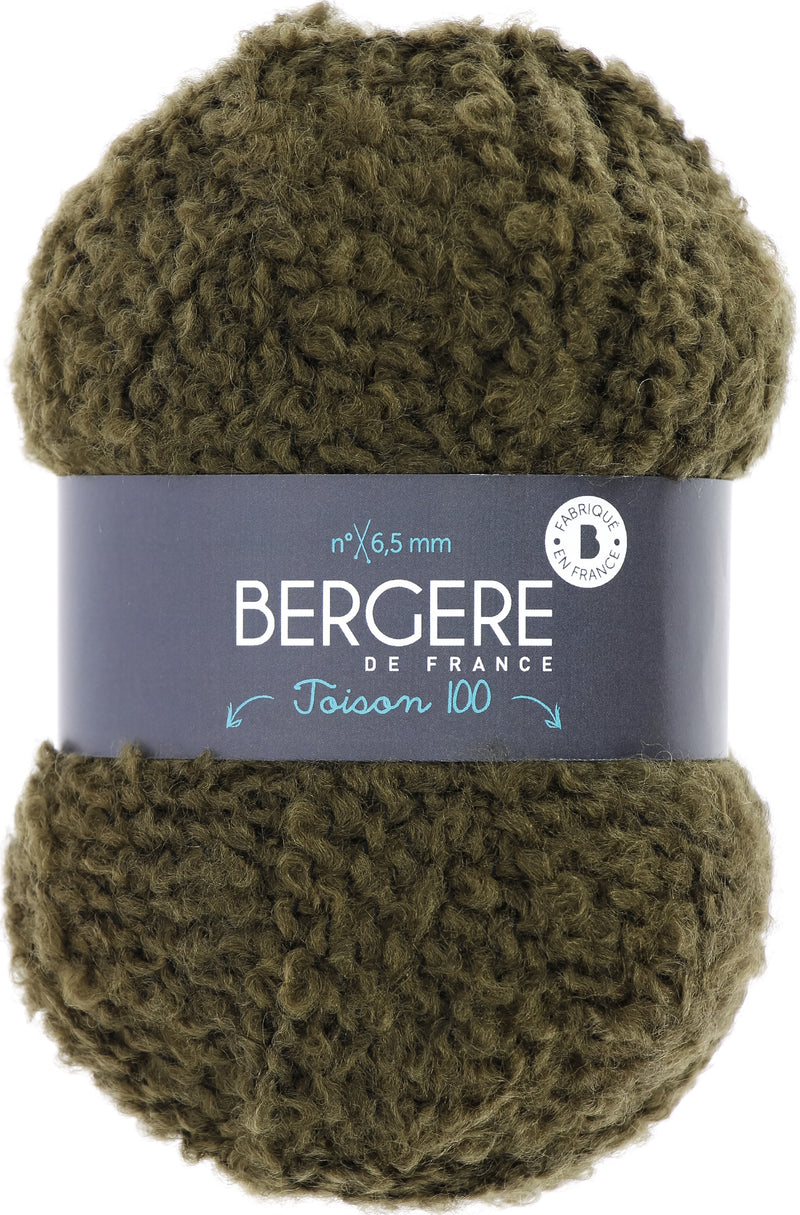 Bergere De France Toison 100 Yarn-Noix - Pens N More