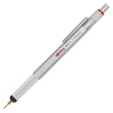 Rotring 800+ Mechanical Pencil and Stylus Hybrid. 0.5mm, Silver (1900183)