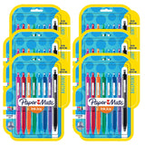 Paper Mate InkJoy 300RT Retractable Ball Point Pens, 1.0mm, Medium Point, Assorted Colors, 6 Packs of 8 (48-Count)