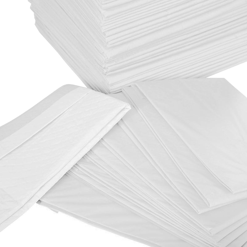 Gizmo Super Absorbent Pet Dog Puppy Training Pads, 22 x 22, Medium, Set of 100