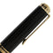 Pelikan Souveran M1000 Black GT Fountain Pen - Fine - Pens N More