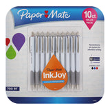 Paper Mate InkJoy 700RT Retractable Ball Point Pen, 1.0mm, Medium Point, Assorted Colors, 20-Count