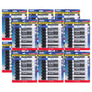 Expo Low Odor Dry Erase Markers, Chisel Tip, Black Ink, 96-Count + 12 Bonus Ultra Fine Markers