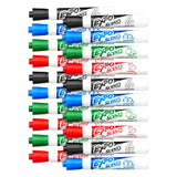 Expo Scents Dry Erase Whiteboard Markers, Chisel Tip, Assorted Colors, Pack of 20
