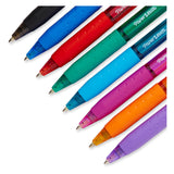 Paper Mate InkJoy 300RT Retractable Ball Point Pens, 1.0mm, Medium Point, Assorted Fashion Colors, Pack of 24
