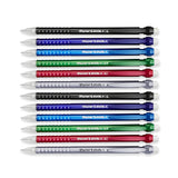 Paper Mate Write Bros Mechanical Pencil, 0.7mm, Assorted Colors, 12-Count
