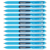 Paper Mate InkJoy Retractable Gel Pen, 0.7mm, Medium Point, 12-Count