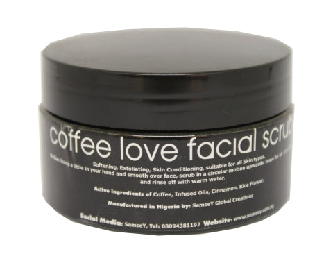 COFFEE LOVE SCRUB