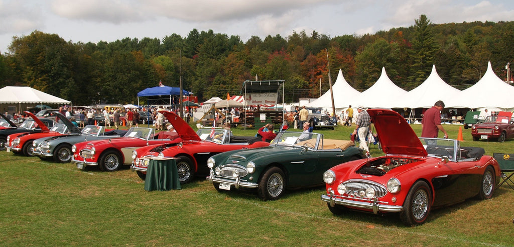 Join Oxford for a car cruise to the British Motorcar Festival this Saturday