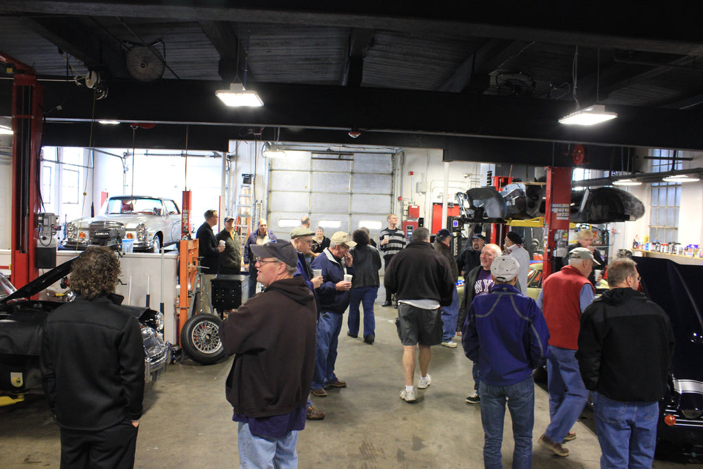 February 2016 Cars and Coffee