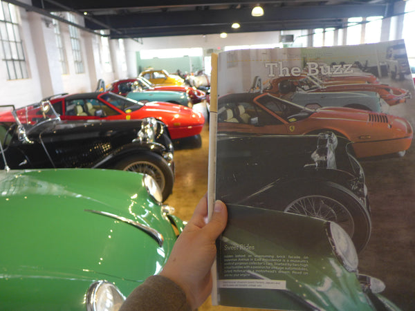 Oxford Motorcars Featured in October Issue of The Bay Magazine