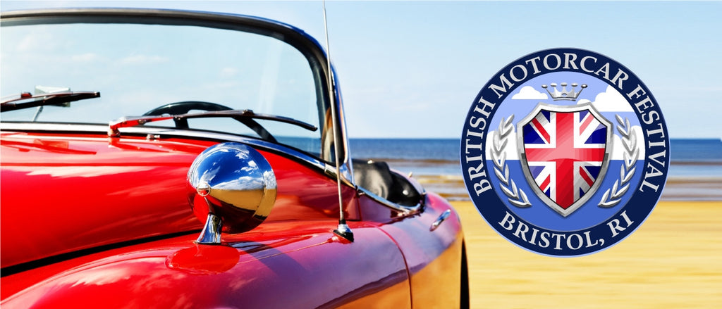 Visit Oxford Motorcars at the British Motorcar Festival in Bristol, RI