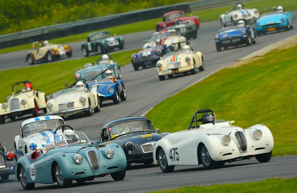 Join Oxford at Lime Rock's Historic Festival 34 Labor Day Weekend!