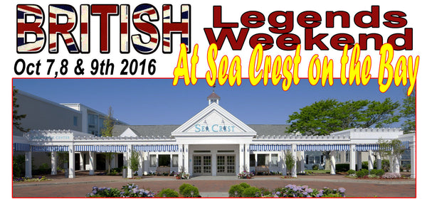 2016 British Legends Weekend at Sea Crest on the Bay