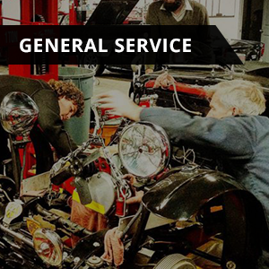 Oxford Motorcars General Service